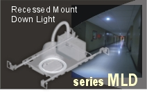 Series MLD- Recessed Down Light