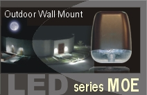 Series MOE- Die Cast Wall Pack