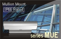 Series MUE - Mullion Mount