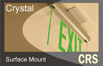 Crystal Surface Mount - Series CRS