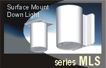 Series MLS- Surface Mount Down Light